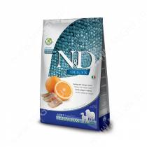 Farmina N&D Ocean Herring&Orange Adult Dog Medium&Maxi