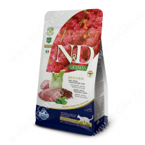 Farmina N&D Quinoa Digestion Lamb Adult Cat