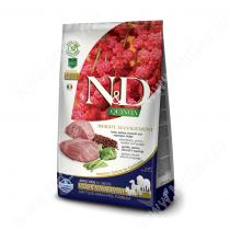 Farmina N&D Quinoa Weight Management Lamb Adult Dog