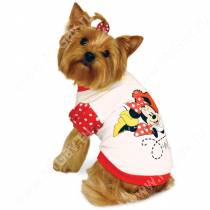 Футболка Disney Minnie Triol, S