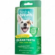 Гель для чистки зубов Tropiclean Свежее дыхание