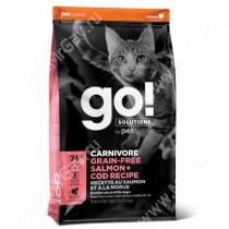 GO! Carnivore Grain Free Cat Salmon & Cod Recipe