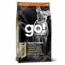 GO! Sensitivity + Shine Duck Dog Recipe Grain Free, Potato Free, 1,59 кг