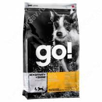 GO! Skin Coat Care Dog Duck Recipe, 11,34 кг