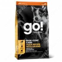 GO! Skin Coat Care Dog Duck Recipe