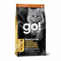 GO! Sensitivity + Shine Grain Free Duck Cat Recipe
