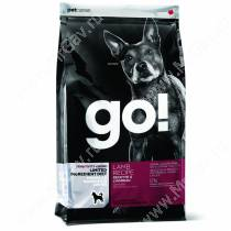 GO! Sensitivity + Shine LID Lamb Dog Recipe Grain Free, Potato Free, 2,72 кг