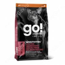 GO! Sensitivity + Shine Salmon Dog Recipe Grain Free, Potato Free, 9,98 кг