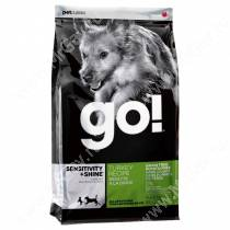 GO! Sensitivity + Shine Turkey Dog Recipe Grain Free, Potato Free, 0,23 кг