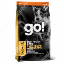 GO! Skin Coat Care Dog Duck Recipe, 1,59 кг