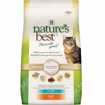 Hill's Nature's Best натуральный сухой корм для кошек с тунцом, 2 кг