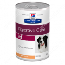 Hill's Prescription Diet i/d Digestive Care влажный корм для собак, 360 г