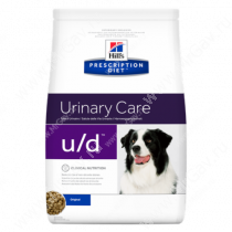 Hill's Prescription Diet u/d Urinary Care сухой корм для собак