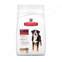 Hill's Science Plan Advanced Fitness сухой корм для собак крупных пород ягненок с рисом