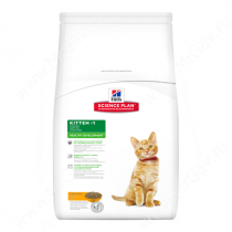 Hill's Science Plan Healthy Development сухой корм для котят курица, 2 кг