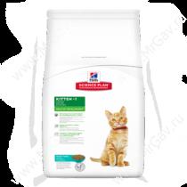 Hill's Science Plan Healthy Development сухой корм для котят с тунцом, 2 кг