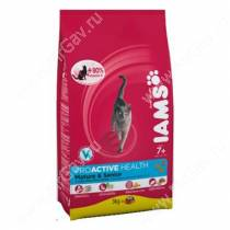 IAMS Mature&Senior (Океаническая рыба)