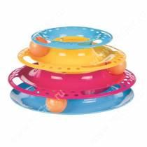 Игрушка для кошек Круглая башня Trixie, 25 см
