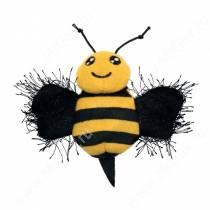 Игрушка для кошек Пчела с кошачьей мятой Kong Better Buzz
