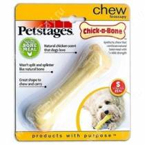 Игрушка с ароматом курицы Petstages Chick-A-Bone, малая