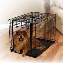 Клетка Midwest Ovation Crate 94,6 см*58,4 см*63,5 см
