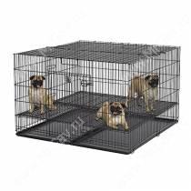 Клетка Midwest Puppy Playpen 122 см*122  см*76 см