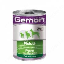 Консерва Gemon Dog  (Паштет ягненок), 400 г