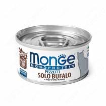 Консерва Monge Cat Monoprotein (Хлопья из буйвола)