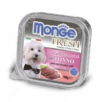 Консерва Monge Dog Fresh (Тунец), 100 г