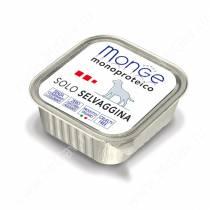 Консерва Monge Dog Monoproteico Solo (Паштет из дичи)