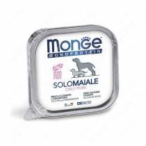 Консерва Monge Dog Monoproteico Solo (Паштет из свинины), 400 г