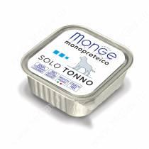 Консерва Monge Dog Monoproteico Solo (Паштет из тунца)
