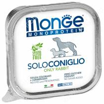 Консерва Monge Dog Monoproteico Solo (Паштет из кролика)