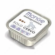 Консерва Monge Dog Monoproteico Solo (Паштет из оленины), 150 г
