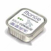 Консерва Monge Dog Monoproteico Solo (Паштет из кролика), 150 г