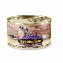 Консервы Brooksfield Dog Adult Small Breed, говядина и ягненок 200 г