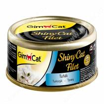 Консервы для кошек GimCat ShinyCat Filet из тунца
