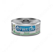 Консервы Farmina Vet Life Renal Cat, 85 г