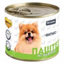 Консервы Мнямс для собак Фитнес (паштет из телятины), 200 г