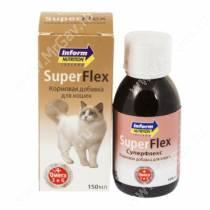 Кормовая добавка Супер Флекс для кошек