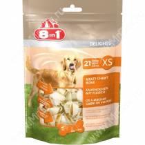 Косточки для карликовых и мелких собак 8in1 Delights, XS, 21 шт.
