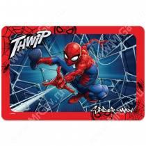 Коврик под миску Triol Marvel Человек-паук, 43 см*28 см