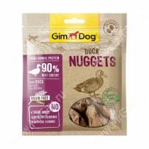 Лакомство для собак Gimdog, наггетсы из утки, 55 г