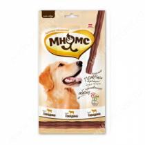 Лакомство Мнямс Pro Pet лакомые палочки для собак с говядиной