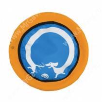 Летающий диск NiteIze для собак, текстильный, синий