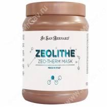Маска восстанавливающая для кожи и шерсти Iv San Bernard Zeolithe  Zeo Therm Mask, 1 л