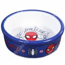 Миска керамическая Triol Marvel Человек-паук, 0,25 л