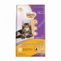 Мнямс Kitten с индейкой, 1,5 кг