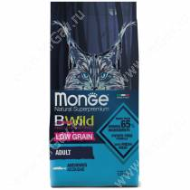 Monge Cat Bwild Anchovies (Анчоусы)
