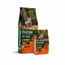 Monge Dog All Breeds Bwild Grain Free (Утка), 12 кг